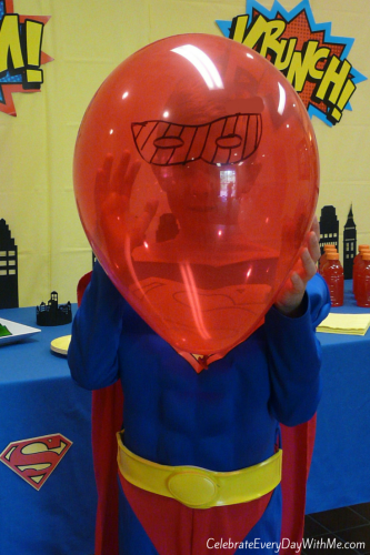 Super Hero Party 24