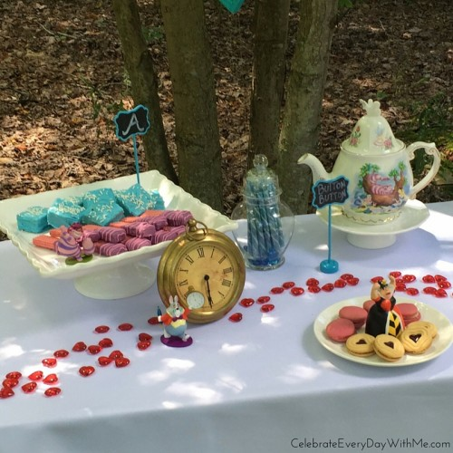 Alice in Wonderland Party - 12