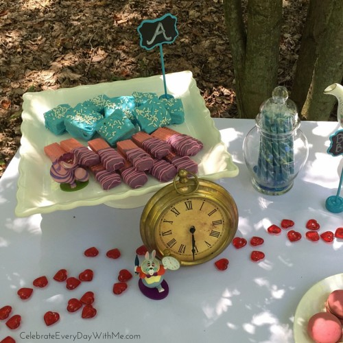 Alice in Wonderland Party - 3