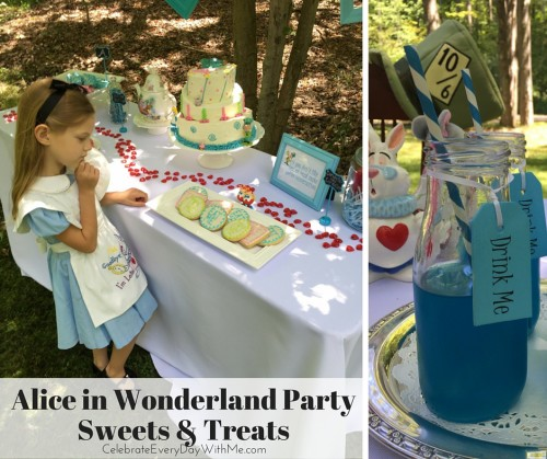 Alice in Wonderland Party Sweets & Treats (FB) (1)