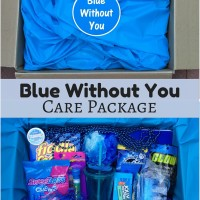 Blue Without You Care Package