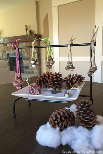 How to Make Sweet Acorn Ornaments and Gift Tags - 10