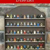 How to Make a LEGO Mini-Figure Display