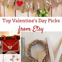 My Top Valentine's Day Picks from Etsy