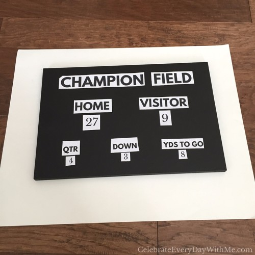 how to make a serving tray that will score at your football party (13)