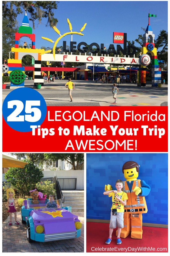 25 Legoland Florida Tips To Make Your Trip Awesome