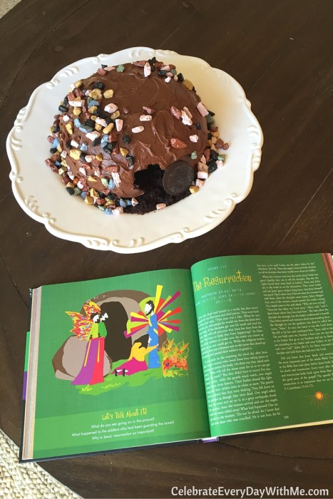 how to make an empty tomb cake (14)