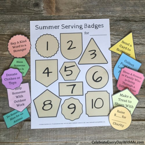 Summer Serving Badges (2)