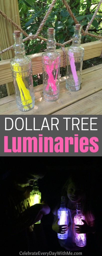 DOLLAR TREE luminaries
