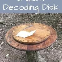 How to Make a Giant Decoding Disk