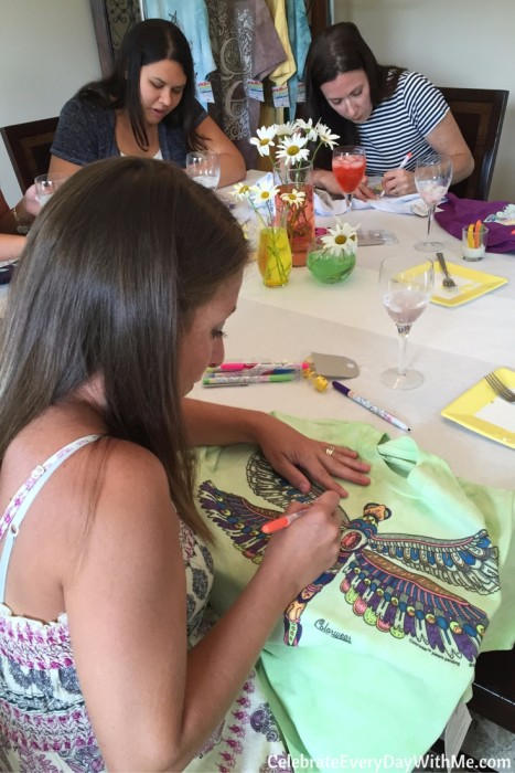 How to throw an AMAZING coloring party (32)
