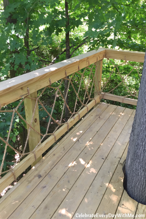7 things we did to make our simple treehouse awesome (6)