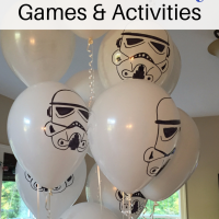 Galactic Star Wars Party Games & Activities