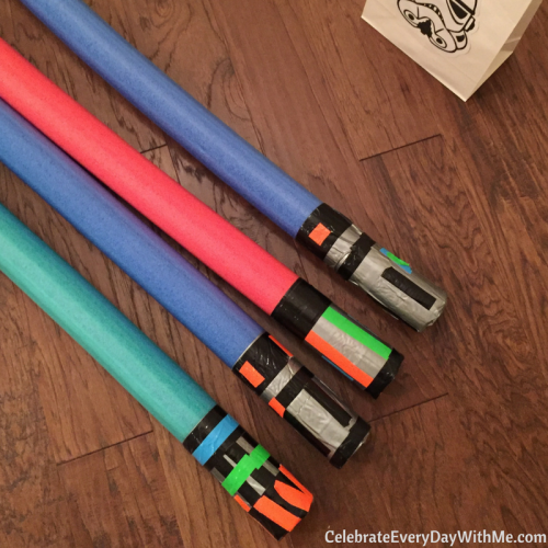 star-wars-party-ideas-light-sabers