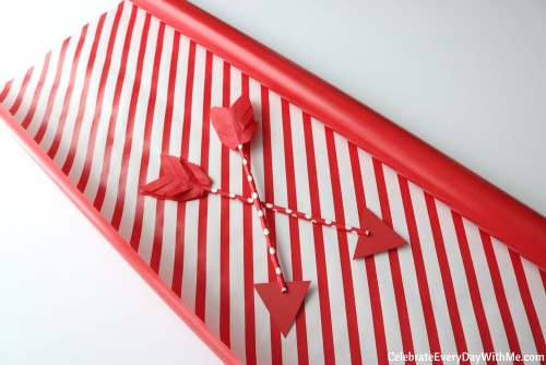 DIY Valentine Arrows for The One You Love (55b)