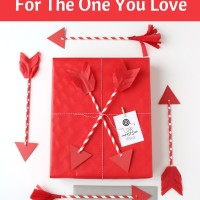 DIY Valentine Arrows For The One You Love