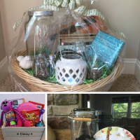 HOW TO:  Themes & Tips for Building a Great Gift Basket