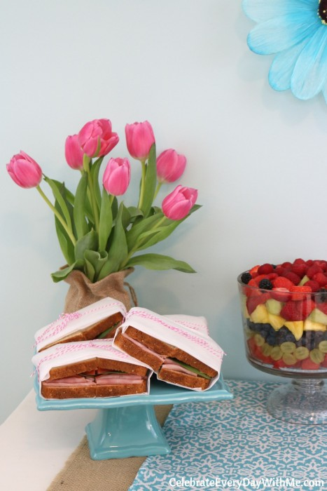 Make Spring Entertaining Easy with This 6-Ingredient Sandwich (1)