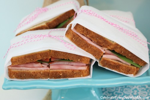 Make Spring Entertaining Easy with This 6-Ingredient Sandwich (4)