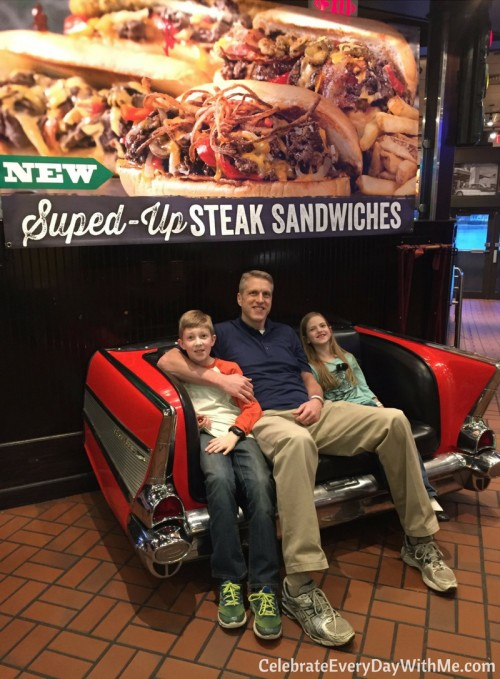 5 Reasons to Make Family Getaways A Priority (5) - quaker steak and lube
