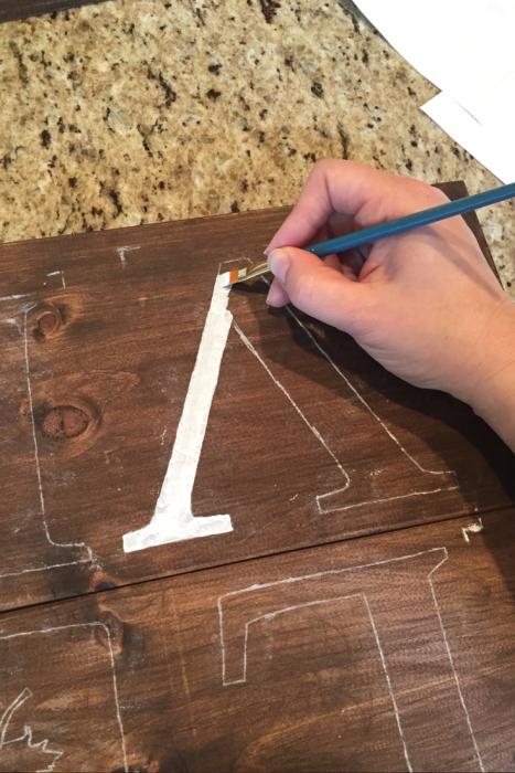 DIY Rustic Love Signs (11)