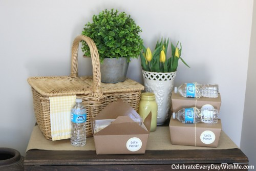 Fun & Easy Ideas for a Spring Picnic Party (26b)