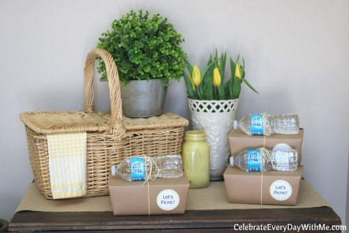 Fun & Easy Ideas for a Spring Picnic Party (37b)