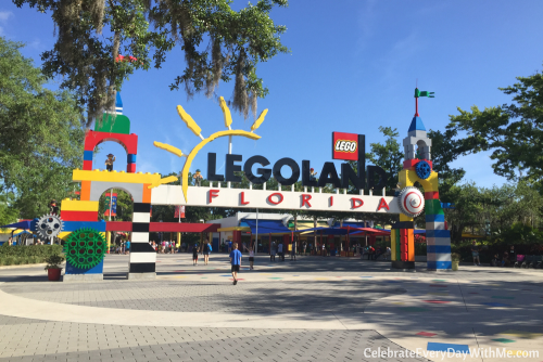 LEGOLAND Florida - Ford Driving School (1)