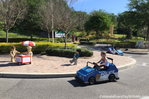 LEGOLAND Florida - Ford Driving School