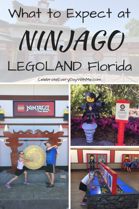 What to Expect at NINJAGO, LEGOLAND FLorida