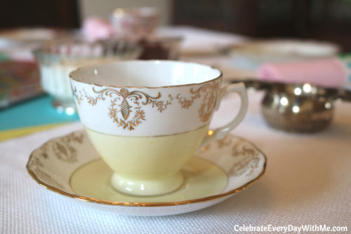 Candy Land Inspired Tea Party Celebrate Every Day With Me