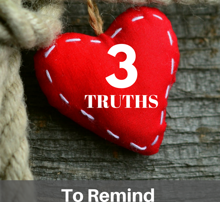 Three Truths to Remind a Single Friend on Valentine's Day