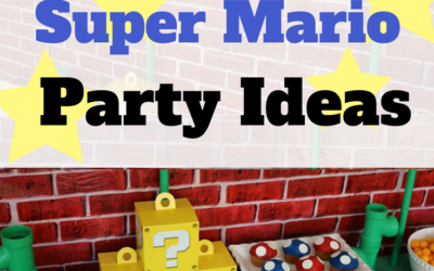Power Up With These Super Mario Party Ideas
